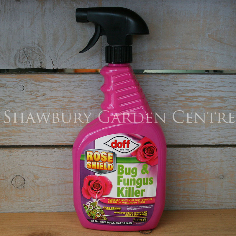 Picture of Doff Rose Shield Bug & Fungus Killer