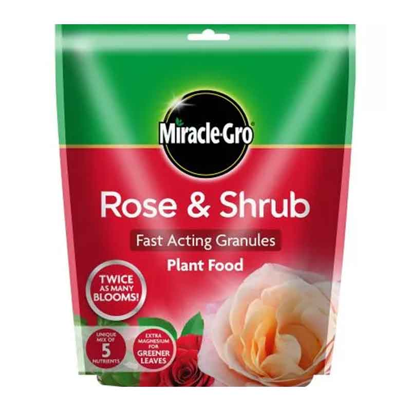 Picture of Miracle-Gro Rose & Shrub Plant Food