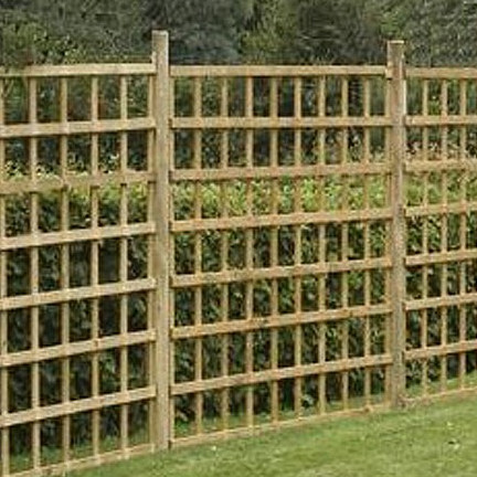 Picture of M & M Timber Malvern Trellis Panel