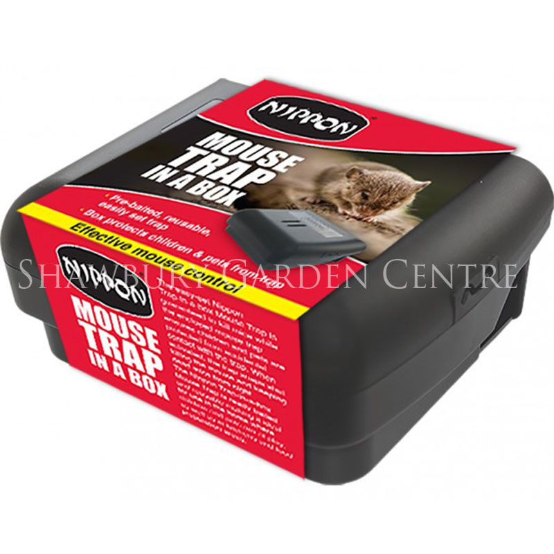 Picture of Nippon Mouse Trap In A Box