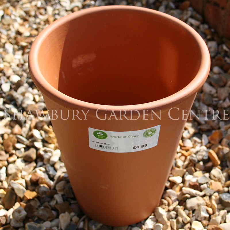 Picture of Longtom Terracotta Plant Pot