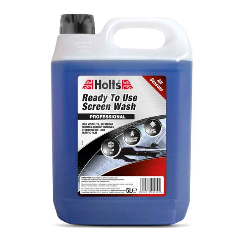 Picture of Holt's Screen Wash