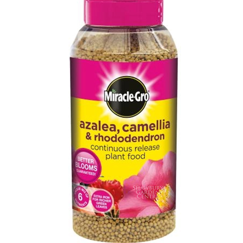 Picture of Scotts Miracle-Gro Azalea, Camellia & Rhododendron Plant Food