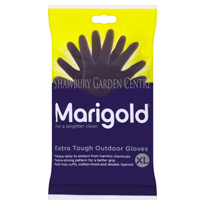 Picture of Marigold Extra Tough Outdoor Gloves: XL