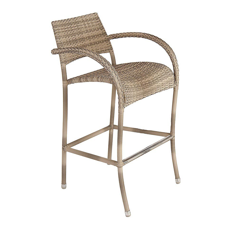 Awe Inspiring Ocean Fiji High Bar Stool H1070Mm Gmtry Best Dining Table And Chair Ideas Images Gmtryco