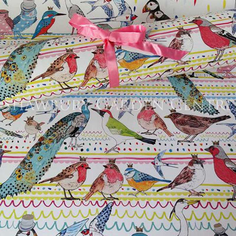 Picture of Birds Gift Wrap