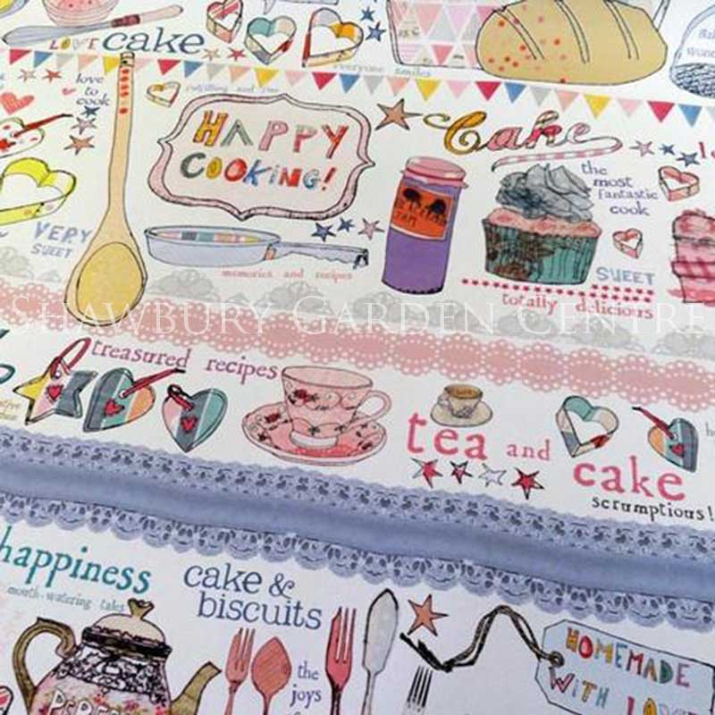 Picture of 'Homemade' Gift Wrapping Paper