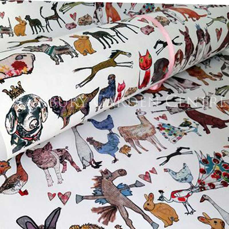 Picture of 'Perfect Pets' Gift Wrapping Paper