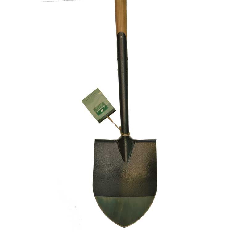 Picture of Greenman Long Handled Round Mouth Spade