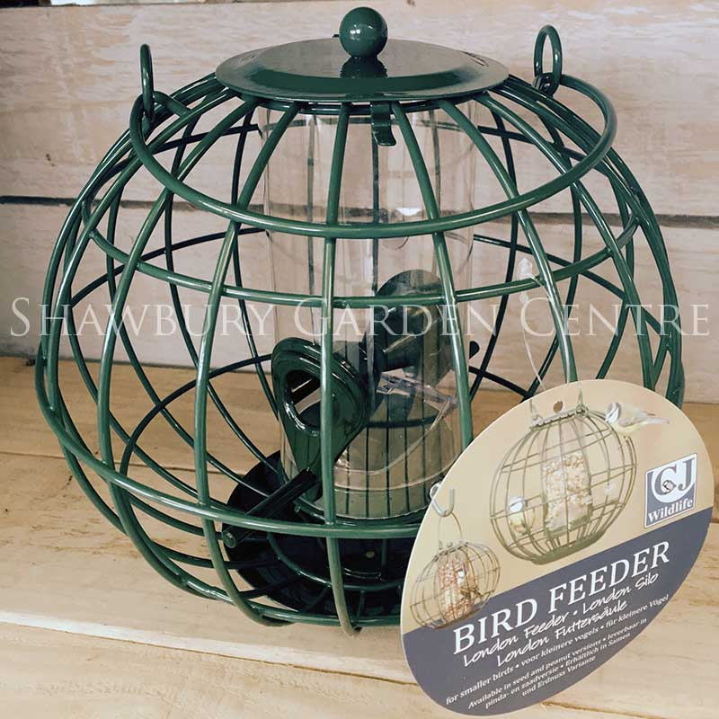 Picture of CJ Wildlife London Squirrel Resistant Bird Seed Feeder