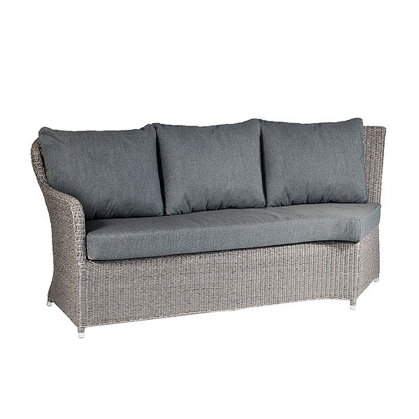 Picture of Alexander Rose Monte Carlo Modular Sofa with Left Hand Arm