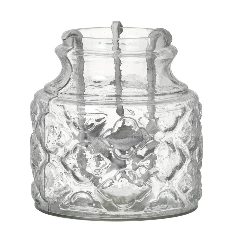 Picture of Parlane Zora Glass Lantern Candle Lantern