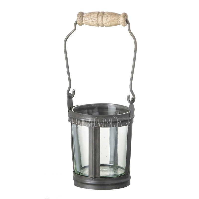 Picture of Parlane Mini Bucket Style T Light Holder