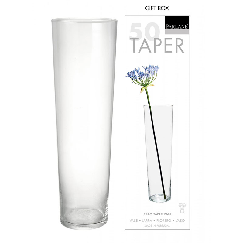 Picture of Taper Glass Vase