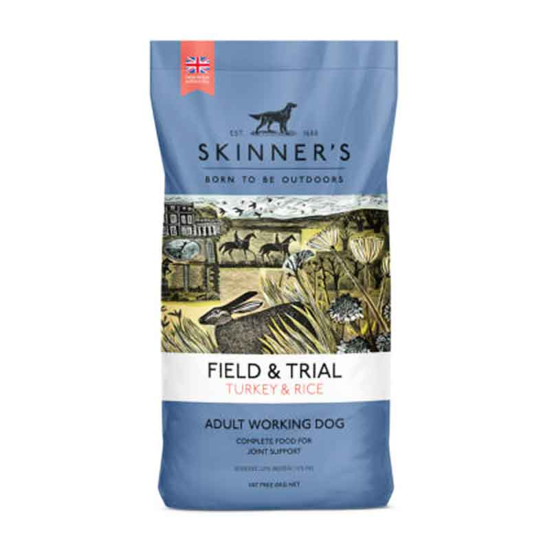 Picture of Skinners Field & Trial Turkey and Rice