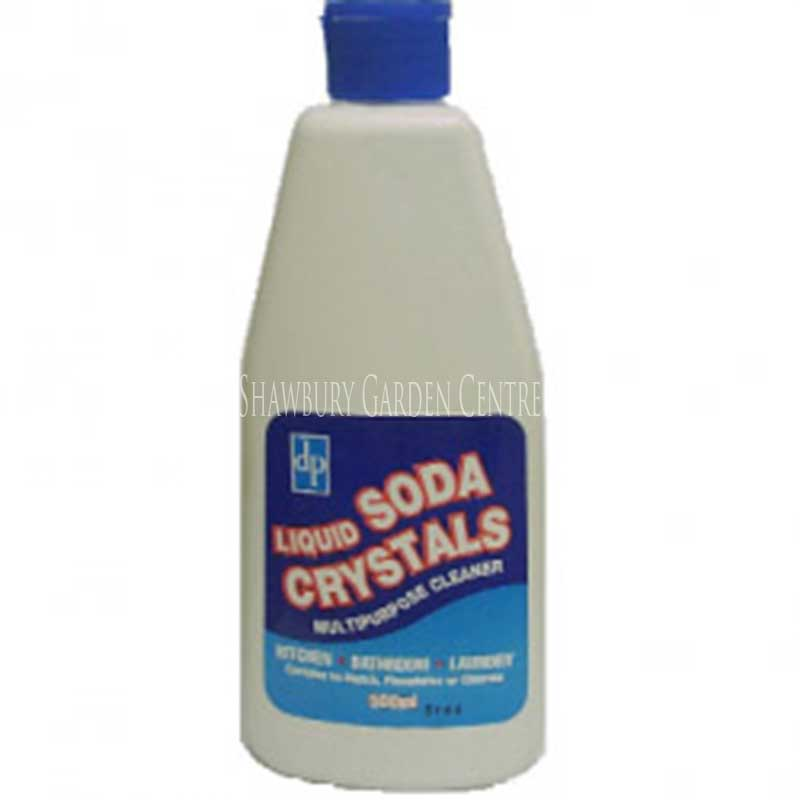 Picture of Liquid Soda Crystals