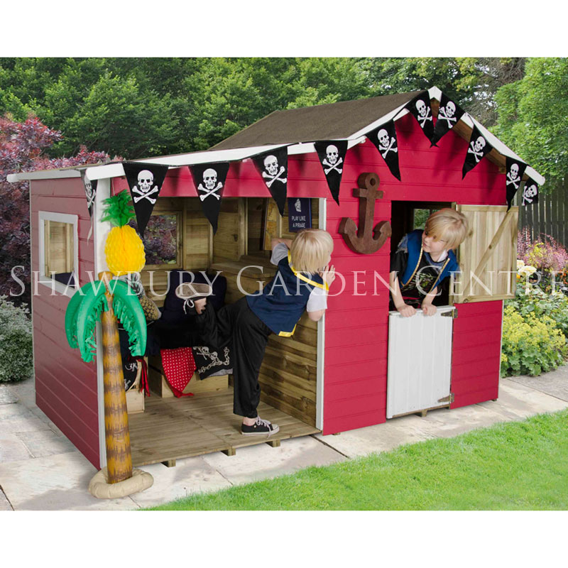 Picture of Forest Garden Basil Multiplay Playhouse