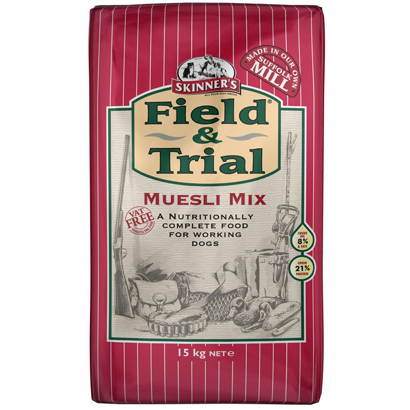 Picture of Skinners Field & Trial Muesli Mix Dog Food