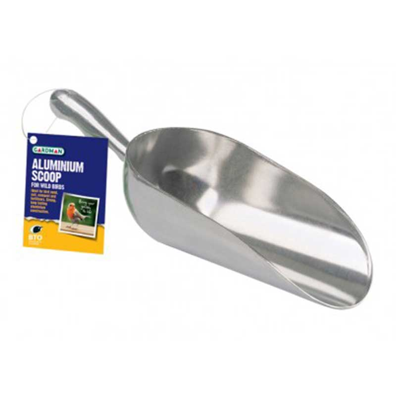 Picture of Gardman Aluminium Scoop
