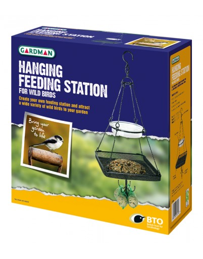 Picture of Gardman Hanging Bird Feeding Station