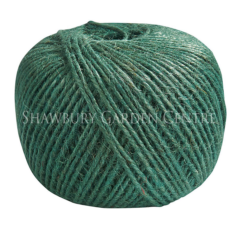 Picture of Gardman Gardener's Mate Green Jute Twine
