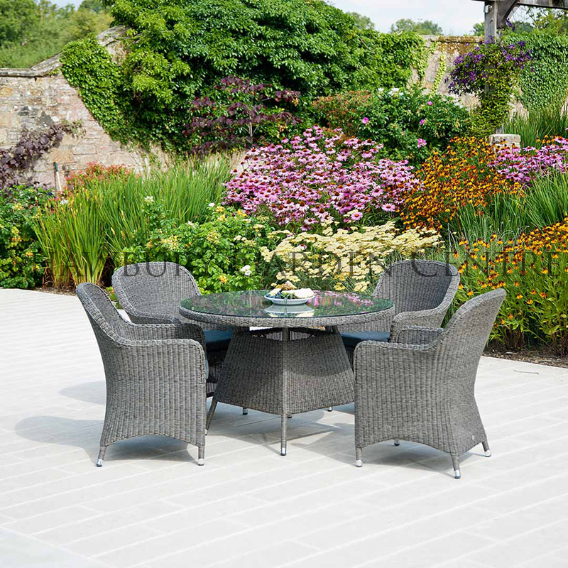 Picture of Alexander Rose Monte Carlo Four Seater Garden Furniture Set