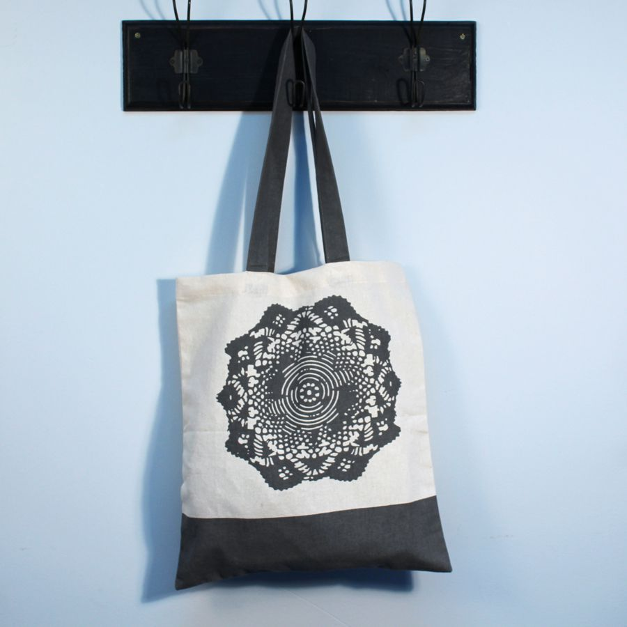 Picture of 100% Cotton Shopping Bag