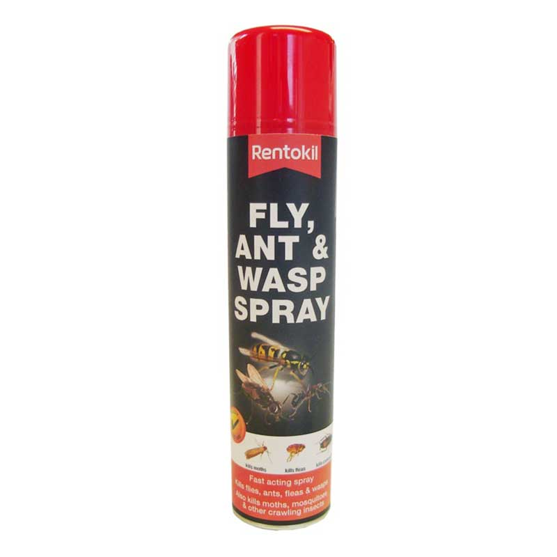 Picture of Rentokil Fly, Ant & Wasp Spray