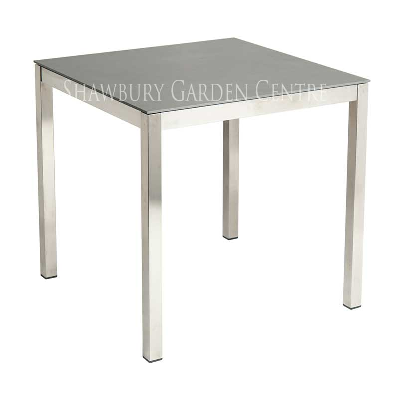 Picture of Alexander Rose Cologne Square Ceramic Table