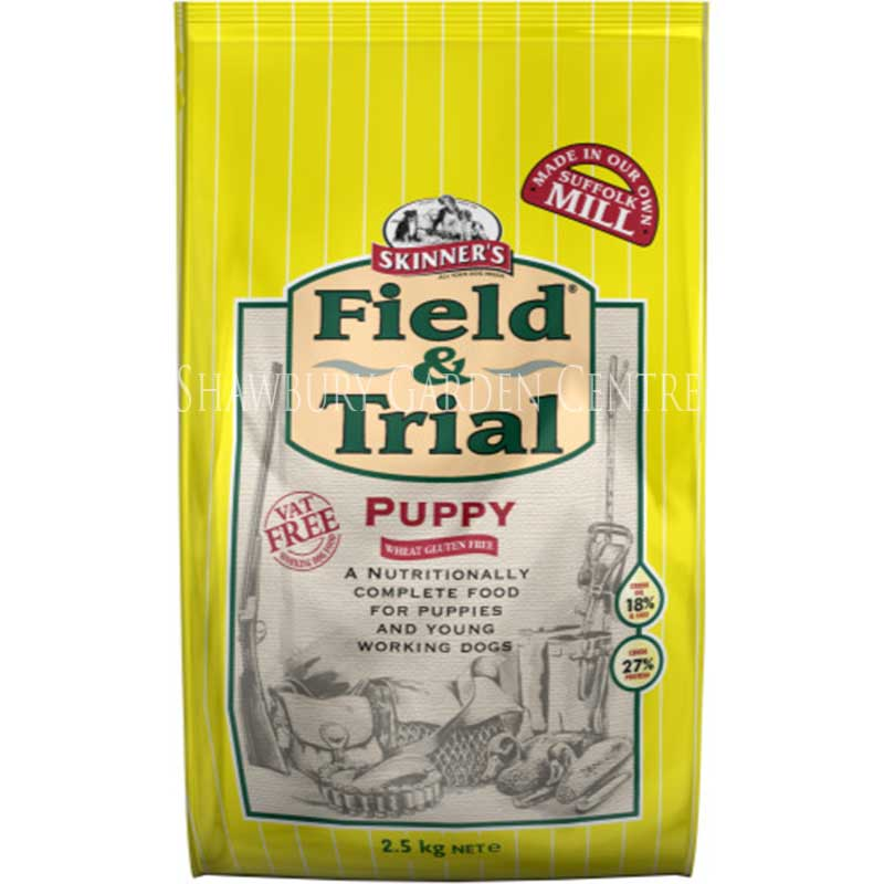 Picture of Skinners Field & Trial Puppy Food