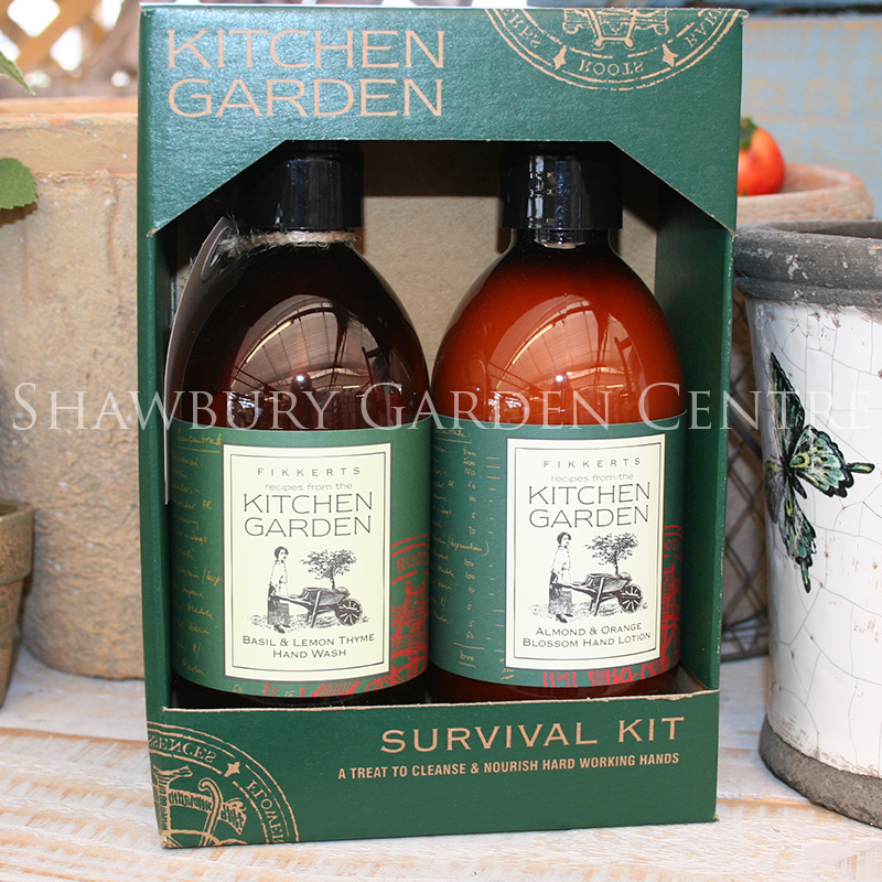 Kitchen Garden Kit: Fikkerts Kitchen Garden Survival Kit