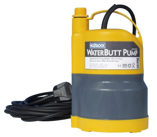 Picture of Hozelock Water Butt Pump