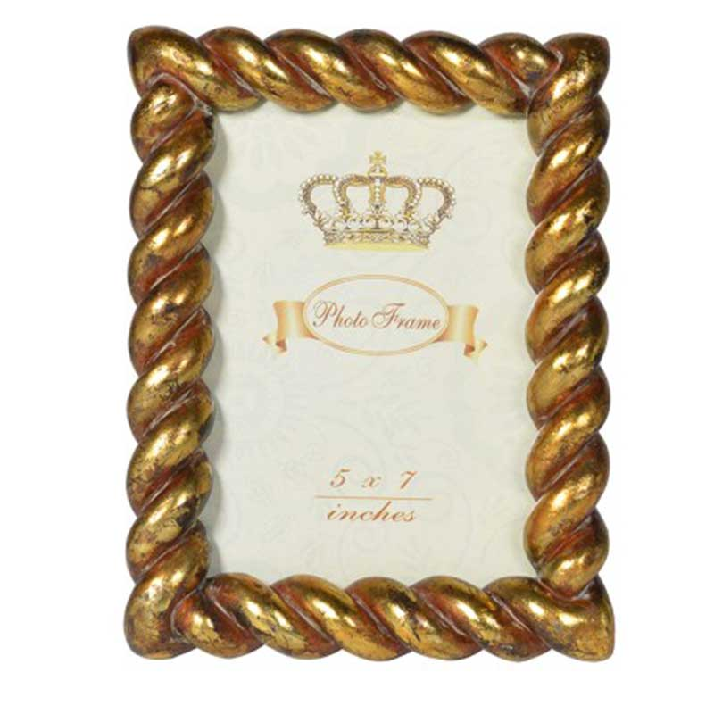 Picture of Gold Twist Photoframe
