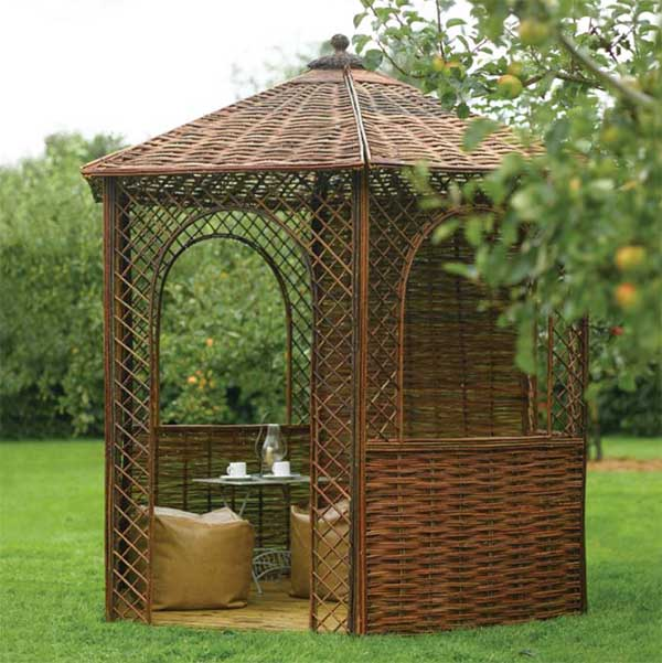 Picture of Rowlinson Willow Gazebo
