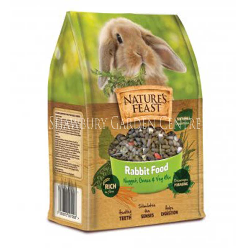 Picture of Nature's Feast Rabbit Food