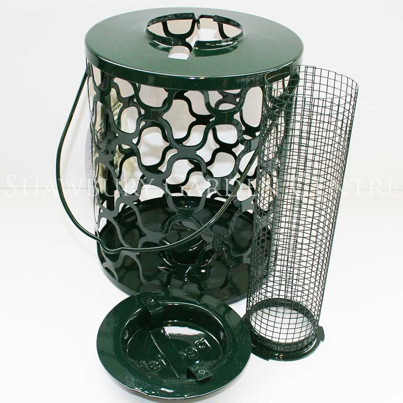 Picture of Peckish Lattice Squirrel Proof Peanut Feeder
