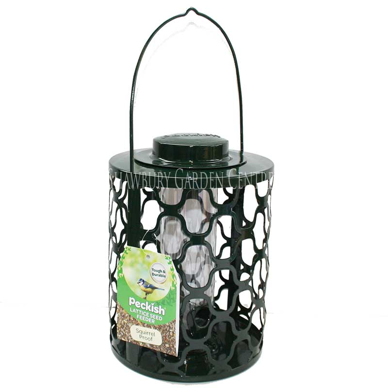 Picture of Peckish Lattice Squirrel Proof Bird Seed Feeder