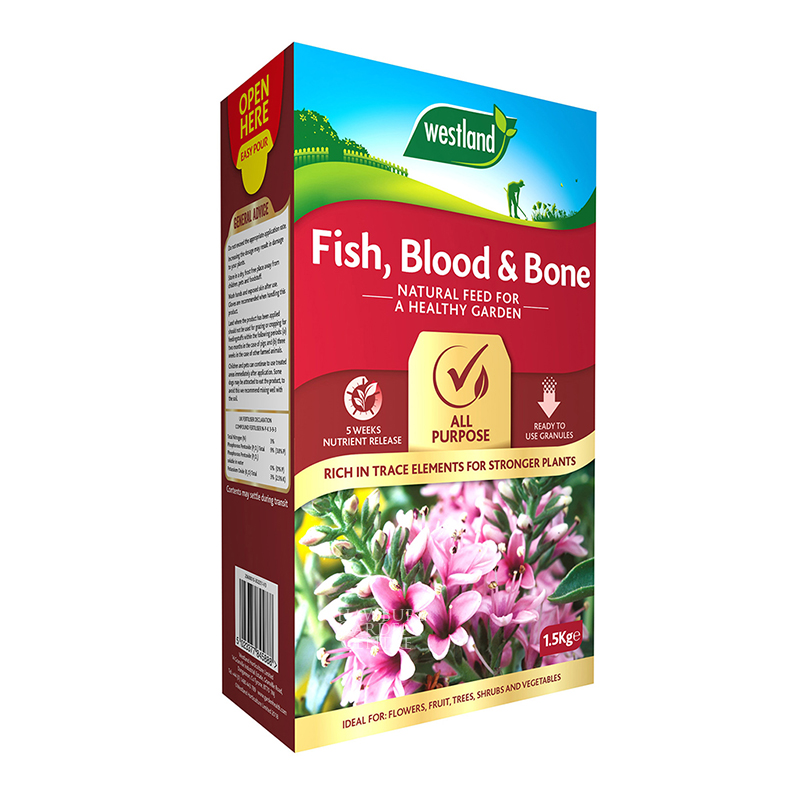 Picture of Westland Fish, Blood & Bone All Purpose Plant Food