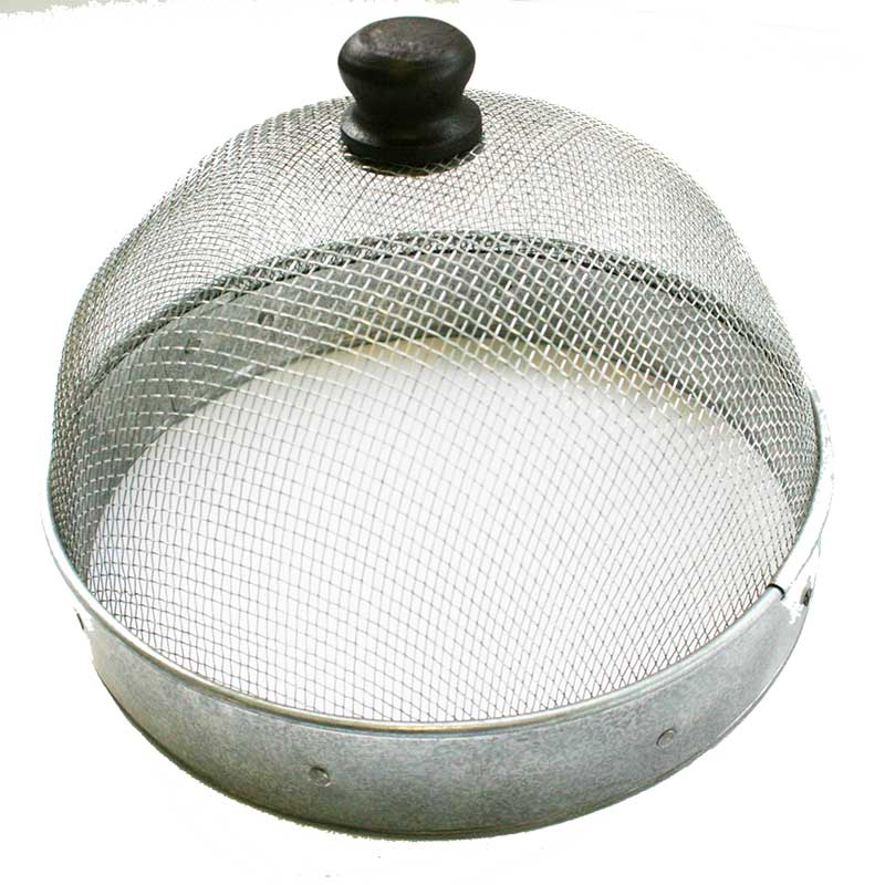 Picture of Metal Mesh Dome Food Cover