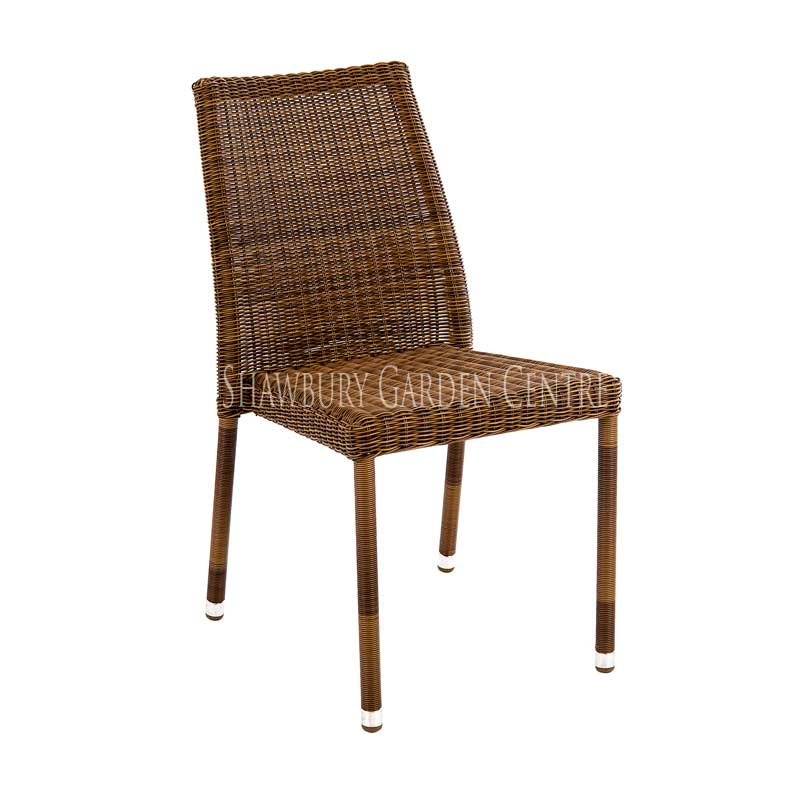 Picture of Alexander Rose San Marino Stacking Side Chair