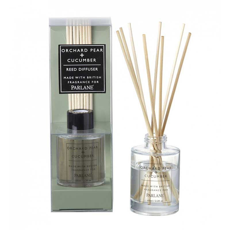 Picture of Parlane Orchard Pear & Cucumber Reed Diffuser