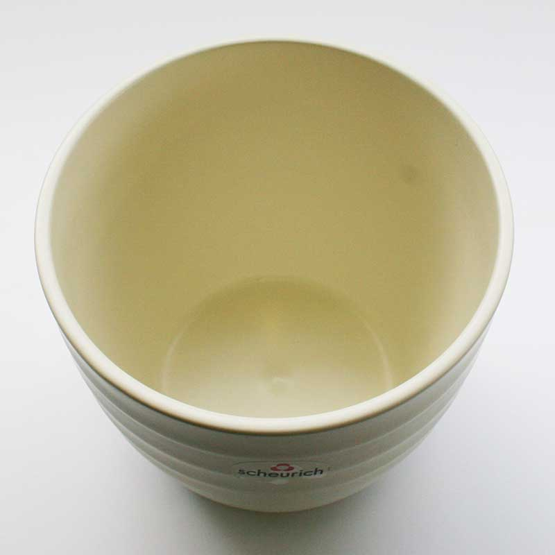 Picture of Scheurich 'Creme' Plant Pot Cover