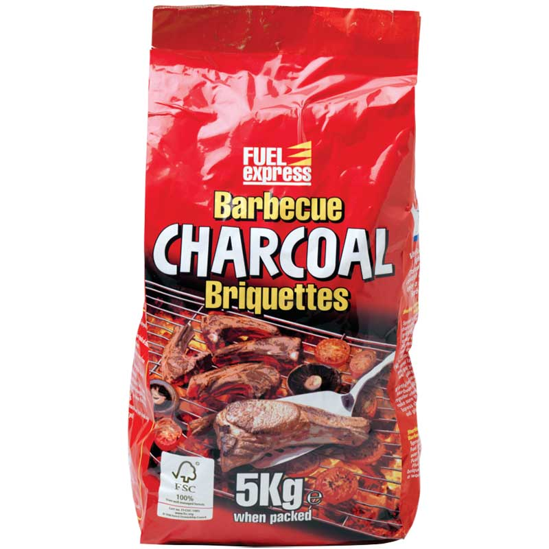 Picture of Fuel Express Barbecue Charcoal Briquettes