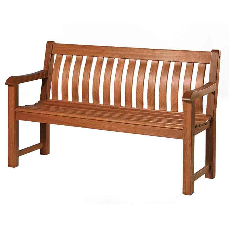Picture of Alexander Rose Cornis St George Garden Bench