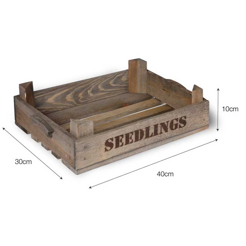 Picture of Garden Trading 'Seedlings' Tray