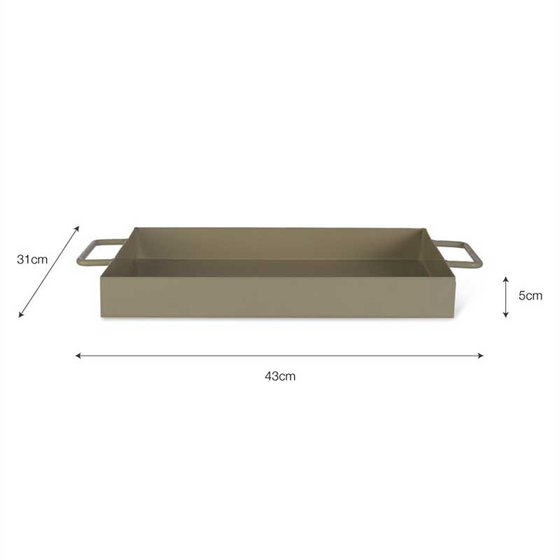 Picture of Garden Trading Paxford Rectangular Tray