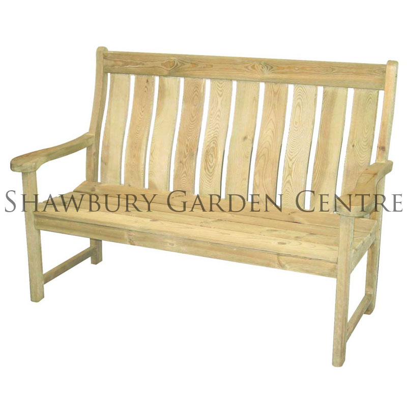 Picture of Alexander Rose Pine Farmer's Bench