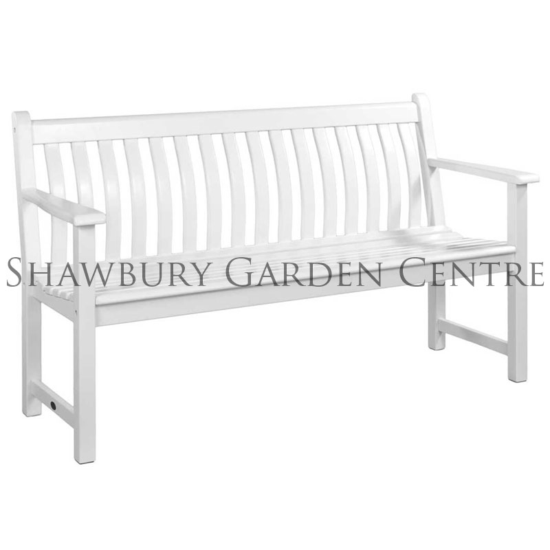 Picture of Alexander Rose New England Broadfield Garden Bench