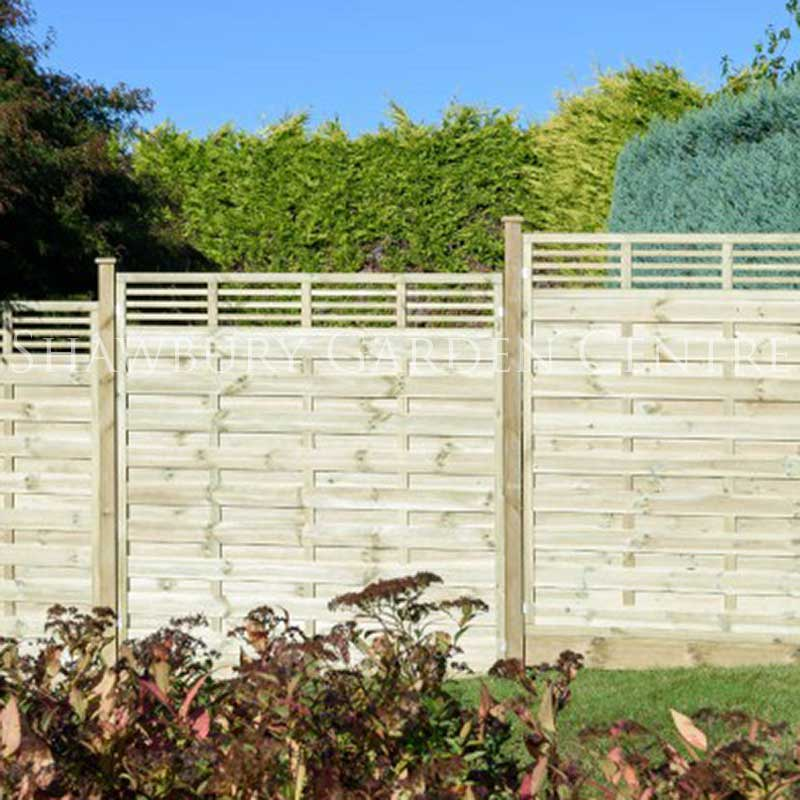 Picture of Grange Elite Lille Fence Panel