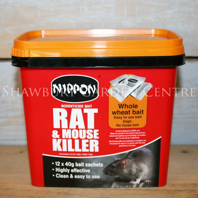 Picture of Vitax Nippon Rodenticide Bait Rat & Mouse Killer